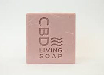 CBD Living Soap 4 Scents Available