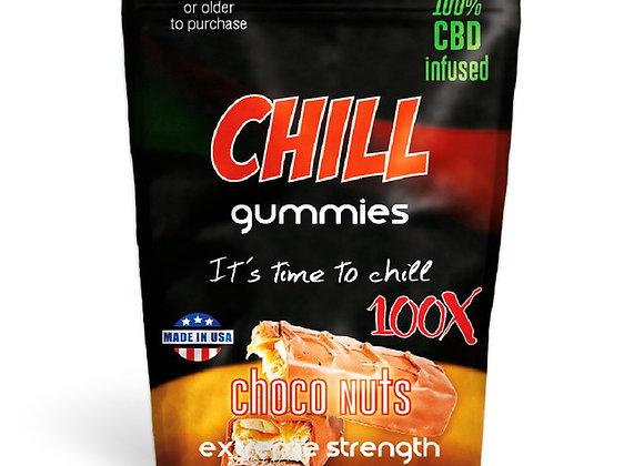 CBD CHILL Gummies Choco Nuts