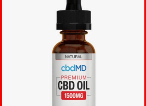 cbdMD Vape Oil 1500mg