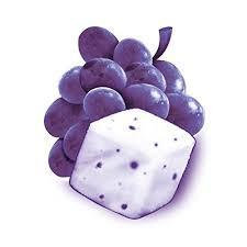 CBD Infusionz Grape Gum 200mg