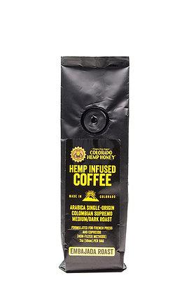 Colorado Hemp Honey Hemp Infused Coffee 43mg