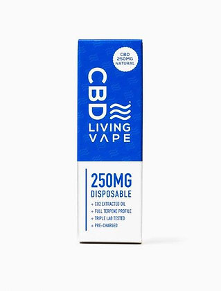 CBD Living Disposable Vape 250mg