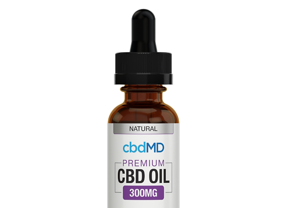 cbdMD Premium CBD OIL 300mg