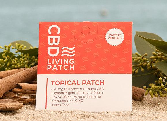 CBD Living Topical Patch