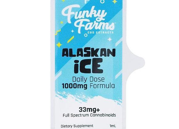 Funky Farms Alaskan Ice Daily Dose 33mg