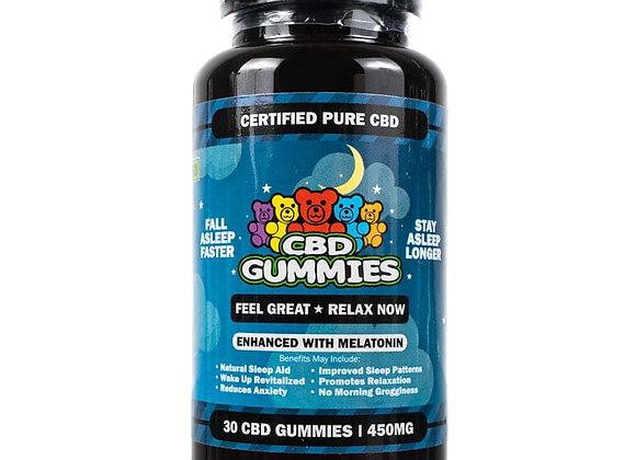 HempBombs Sleep Gummies
