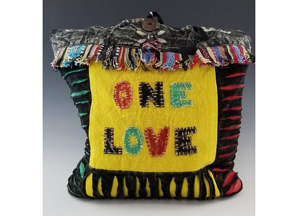 One Love Hippie Purse