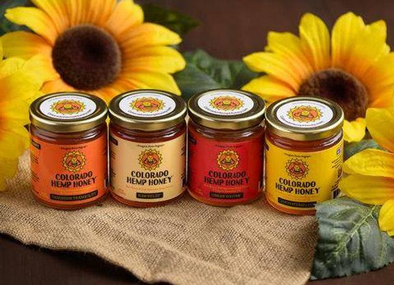 Colorado Hemp Honey Jars 500mg