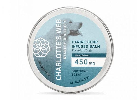 Charlotte's Web Canine Hemp Infused Balm