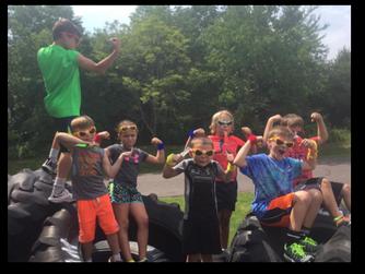 CrossFit Kids Summer Camp 2017 Recap