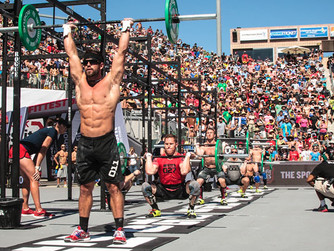 My Top 6 Reasons To Watch The CrossFit Games