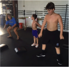 Fitness is a Family Affair
