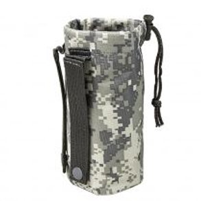 VISM® by NcSTAR® MOLLE HYDRATION BOTTLE POUCH/ DIGITAL CAMO