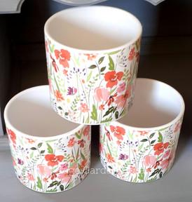CGF ceramic planter