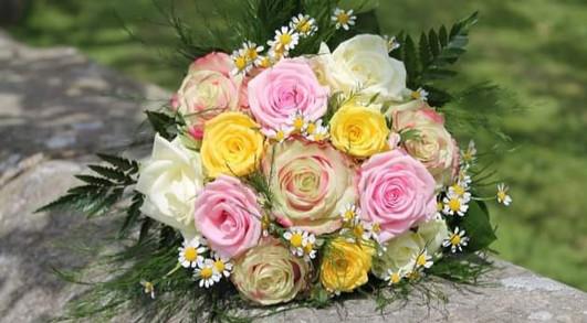 CGF Bridal Bouquet