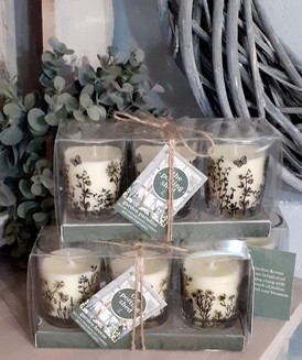 CGF scented candles