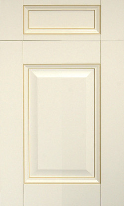 Buttermilk Ivory Door.