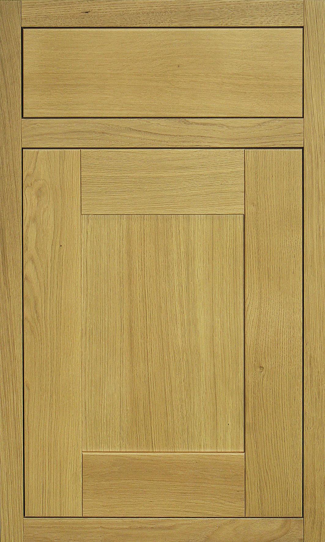 Milton Oak Door.