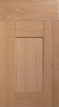Broadoak Natural Door.