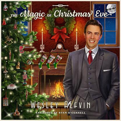 The Magic of Christmas Eve Cover Artwork