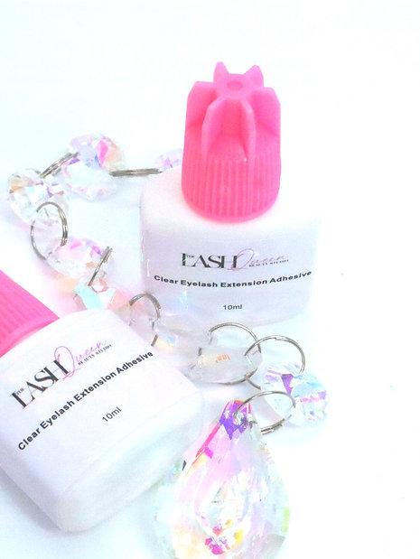 Crystal Clear Lash Adhesive