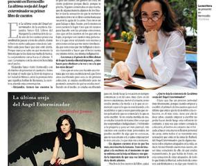 Alejandra Junco en Hermosillo, Sonora.
