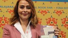 El duelo una experiencia de transformación: Eliza Puente en la FIL Guadalajara (La Crónica de Jalisc