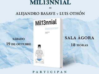 """""""Mill13nnial"""" en la FIL Monterrey 2019"""