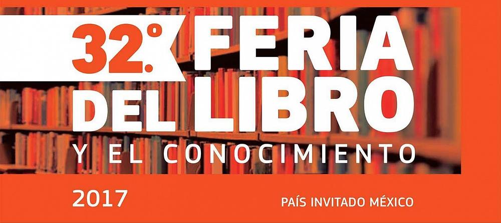 Justo ahora en la Feria del Libro de Córdoba con la delegación Mexicana.