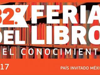 Feria del Libro de Córdoba, Argentina, stand 139.