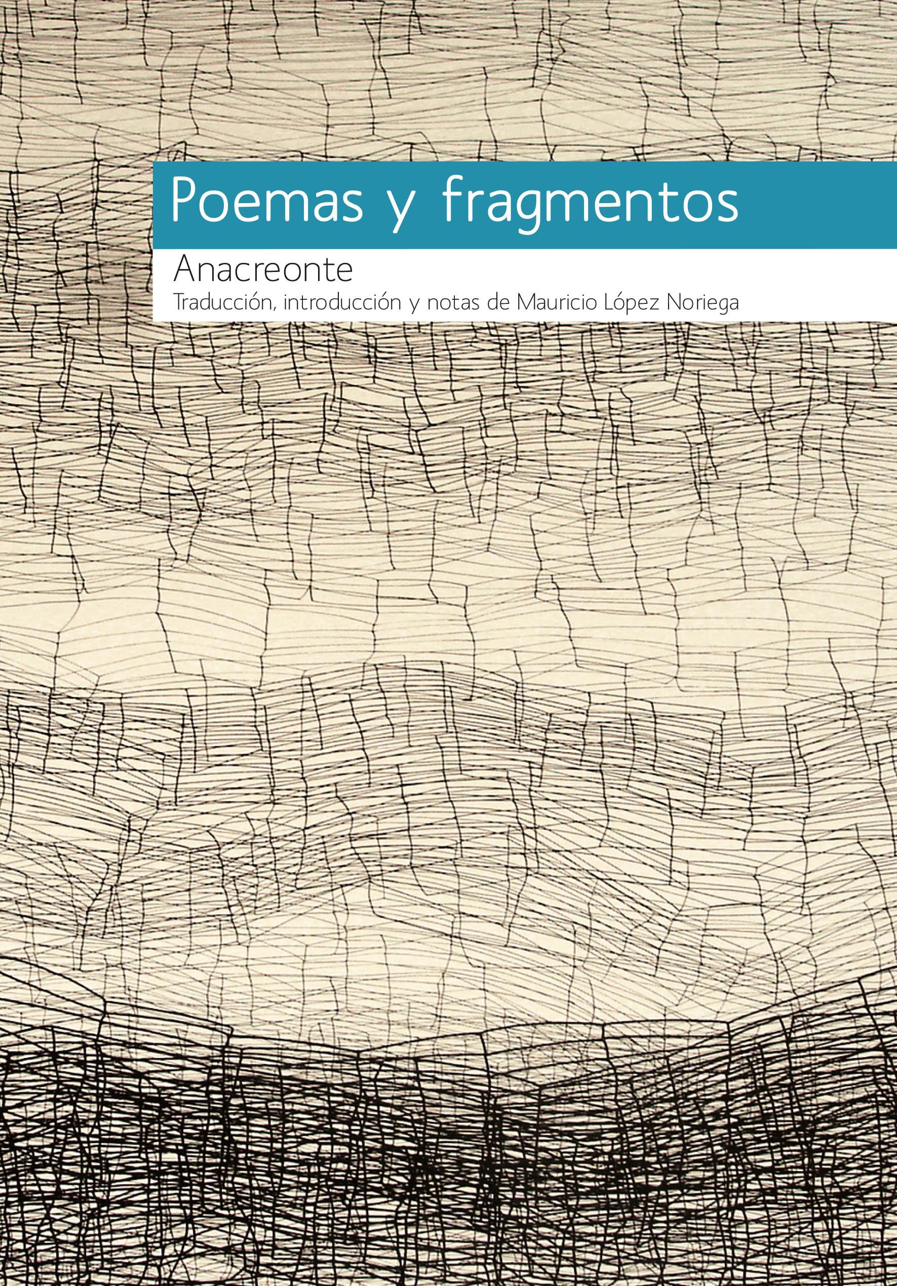 Anacreonte: Poemas y fragmentos