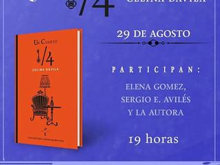 1/4 y Celina Dávila en Saltillo