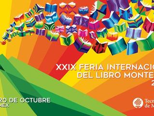 FIL Monterrey 2019 / Stand 1517 con la Liga de Editores