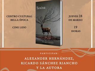 Lanzamiento: Taxisa en el FCE Condesa