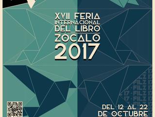 Feria Internacional del Libro del Zócalo, Ciudad de México. Stand 61