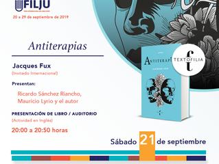 Feria del Libro Judío FILJU 2019 - FCE Condesa