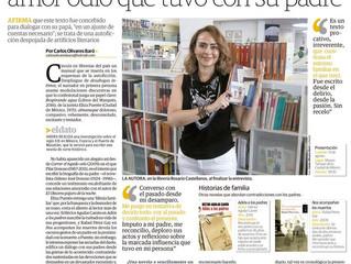 Eliza Puente: Periódico La Razón