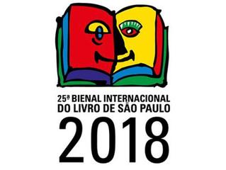 Bienal del Libro de Sao Paulo, Brasil.