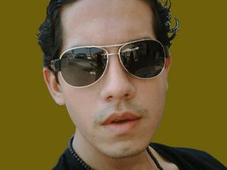 Marco Julio Robles en revista Marvin.