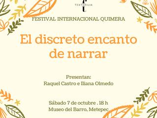 Festival Internacional Quimera. Metepec, Edo. de México.
