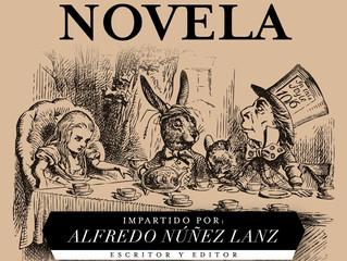 Taller de Novela con Alfredo Nuñez Lanz