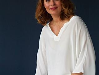 Eliza Puente: autora de un libro inesperado de vida.