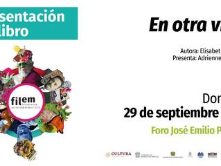 Feria del Libro del Estado de México 2019