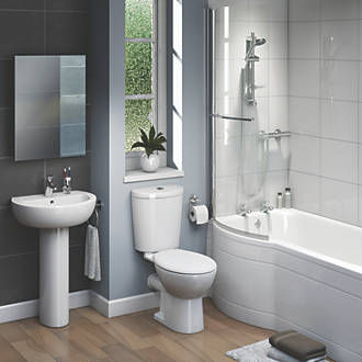 Affordable Bathrooms. Plumbers & bathroom fitters in Dartford, Kent.