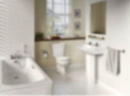 Affordable Bathrooms. Fixed price bathrooms. PlumbLife, Erith DA8 3HT, South London & Kent.