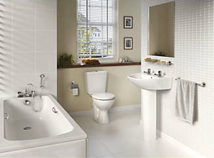 Affordable Bathrooms. Fixed price bathrooms. PlumbLife, Erith DA8 3HT, South London & Kent.