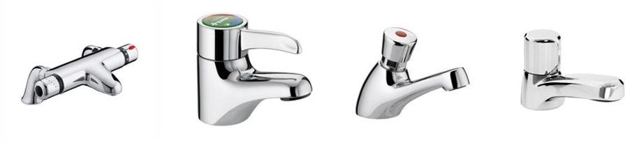 Affordable Plumbing. Thermostatic Bathroom taps Bathroom tap replacments, supplied and fitted by local Plumbing engineers at PlumbLife in Erith