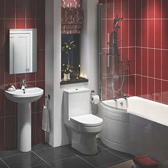Affordable Bathrooms. Plumbers & Bathroom fitters. PlumbLife DA8 3HT. South London and Kent.