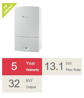 32kw Worcester boiler installation. Boiler replacments, supplied and fitted by Gas engineers. PlumbLife in Erith