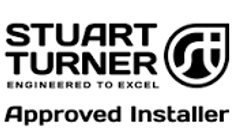 stuart turner approved fitter